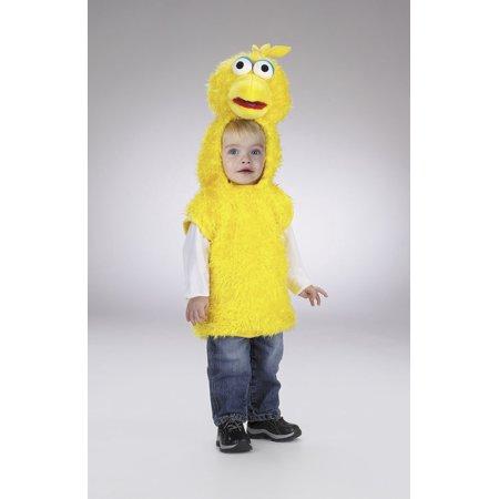 Big Bird Vest - Baby T Bird Jacket