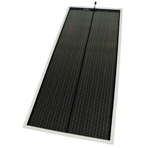 POWERFILM RV-15V-2700-KIT RV Solar Chargr, 42W, 15.4V, 60.8x26.14 In.