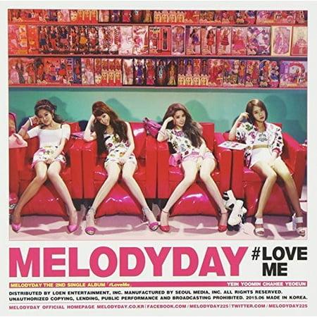 #Loveme (2nd Single Album) (CD)