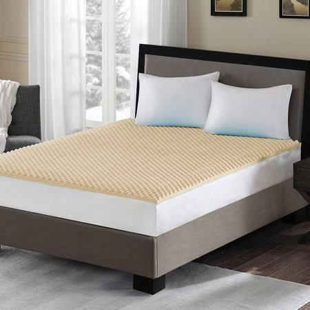 High Density Convoluted Egg Crate 1 5 Quot Memory Foam