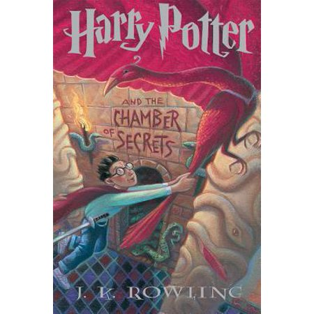 Harry Potter and the Chamber of Secrets (Hardcover)