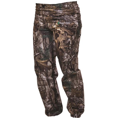 Frogg Toggs Polly Woggs Kids' Regular Pants, Realtree Xtra by Frogg Toggs