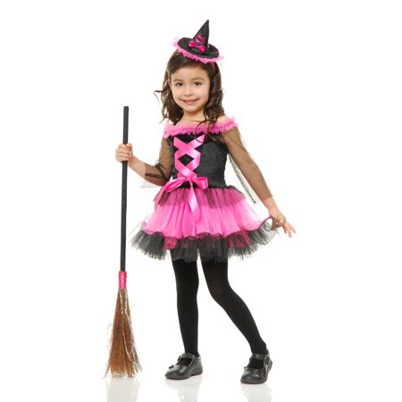 Toddler Punk Witch Costume Charades 83360V - Baby Chick Costumes