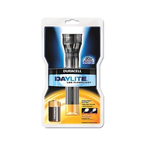 DURACELL Daylite LED Flashlight in Black / Copper