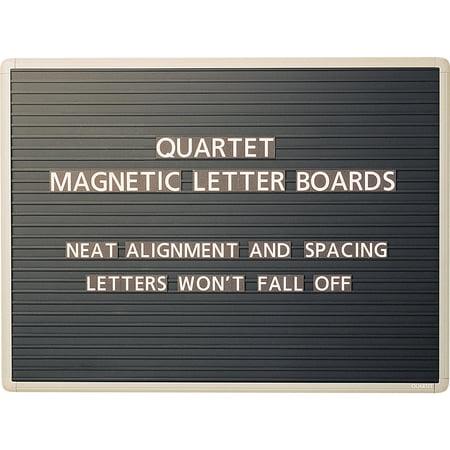 Quartet, QRT901M, Magnetic Letter Message Boards, 1 / Each