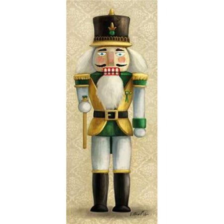 Christmas Nutcracker II Poster Print by Vittorio Milan, 10 x 20 - Small - image 1 of 1