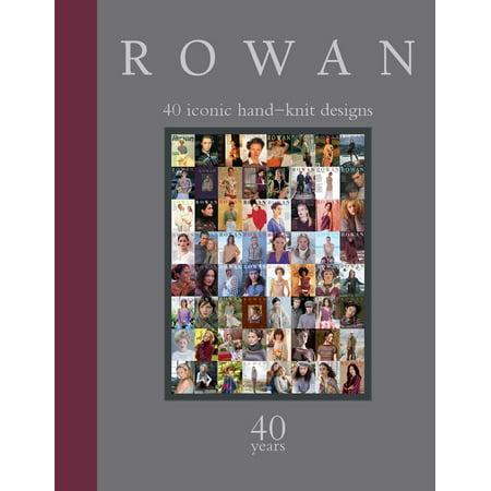 Rowan Knitting Magazine (Rowan: 40 Years : 40 Iconic Hand-Knit Designs )