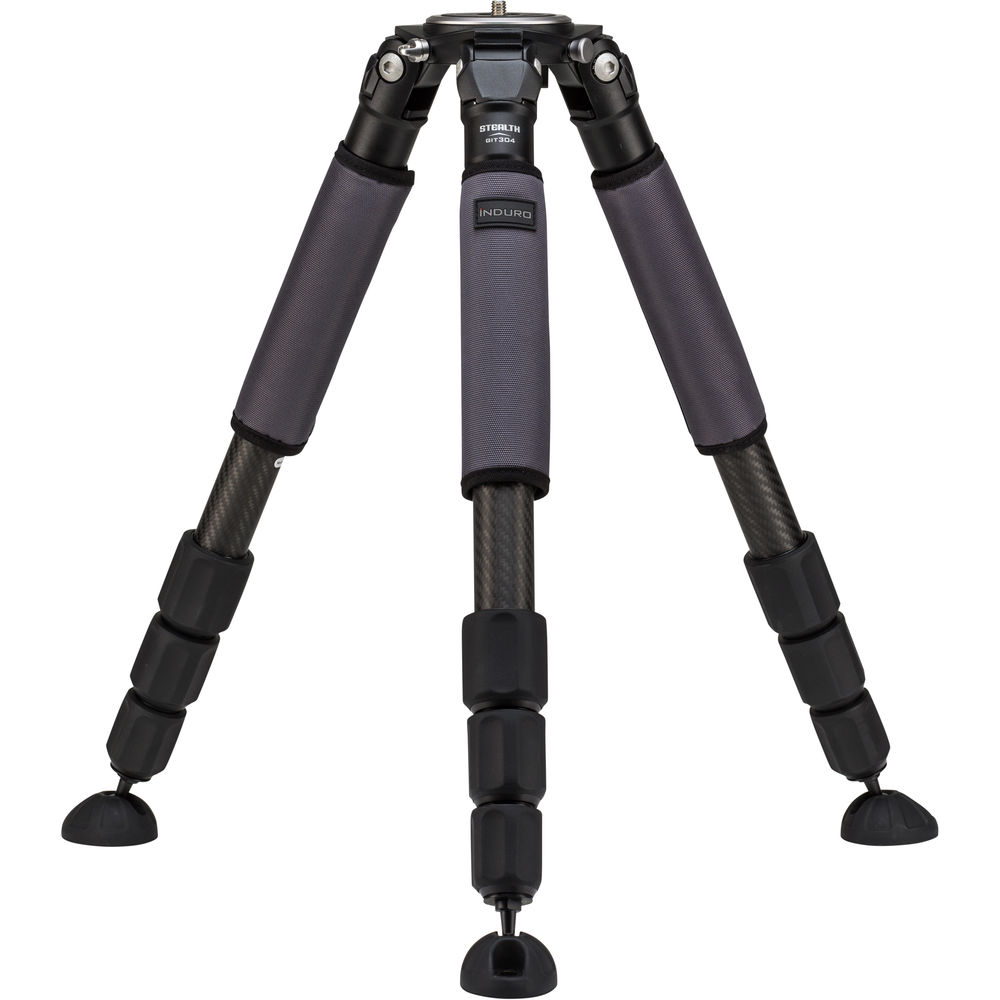 Induro GIT304 Grand Series 3 Stealth Carbon Fiber Tripod