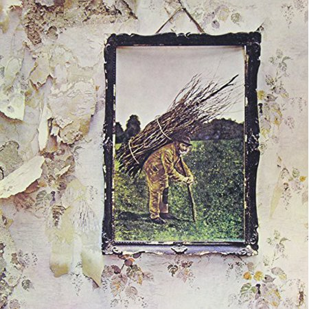 Led Zeppelin Iv (Vinyl) - Led Zeppelin Halloween Song