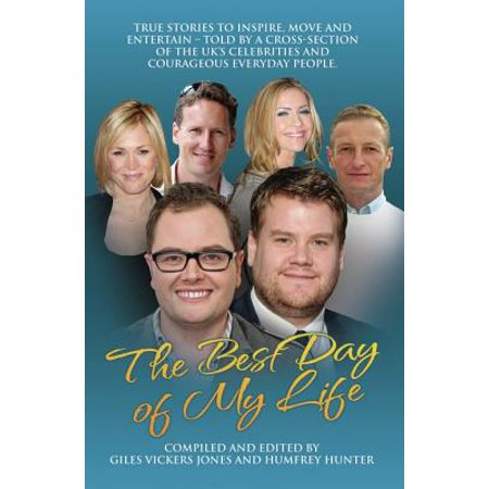 The Best Day of My Life - eBook (Lyric Best Day Of My Life)