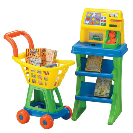 American Plastic Toys My Very Own Shop N Pay Market