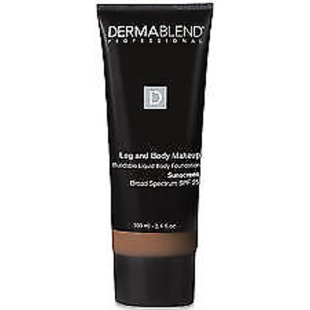 DERMABLEND Leg and Body Cover SPF 15 BEIGE(LIGHT BEIGE), 3.4 oz. NEW IN