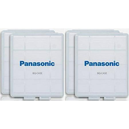 Discharge Nimh Battery - 4 Panasonic eneloop Battery Storage Case