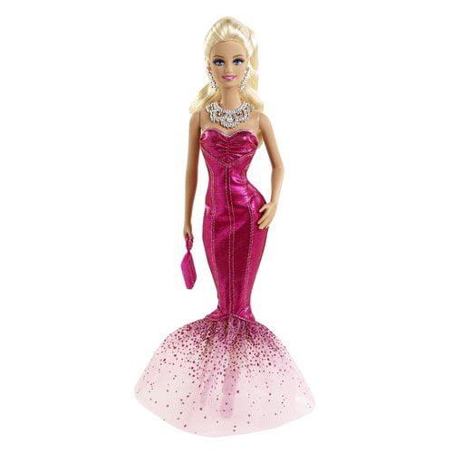 Barbie Mermaid Gown Doll