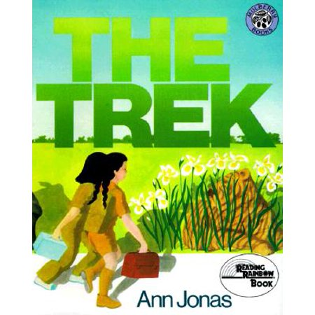Reading Rainbow Books: The Trek (Paperback)