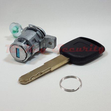 New Aftermarket Left Driver Side Door Lock Cylinder For Honda CRV CR-V Element Driver Side Lock Hole