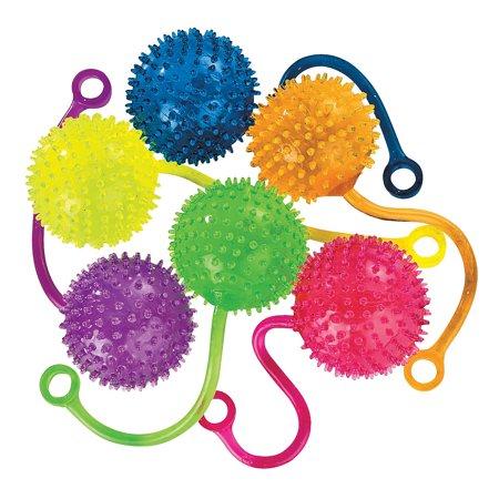 Fun Express - Mini Neon Water Ball YO-Yos (2dz) - Toys - Value Toys - Yo - Yos - 24 (Promotional Yo Yos)