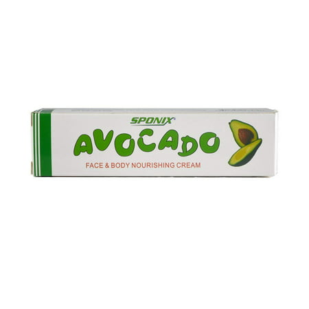 Avocado Face & Body Nourishing Cream 2.2 oz by (Best Clothes For Pear Shaped Body)