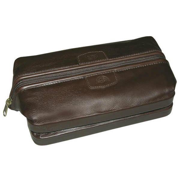 Dopp First Class Genuine Leather Original Travel Kit
