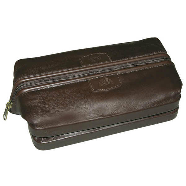 Dopp First Class Genuine Leather Original Travel Kit