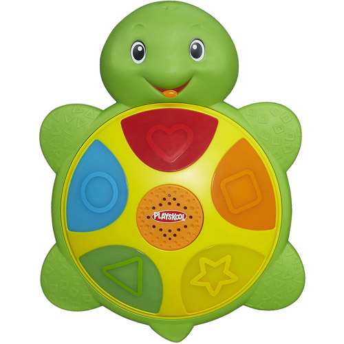 Playskool Elefun & Friends Shapes 'N' Colors Turtle Toy