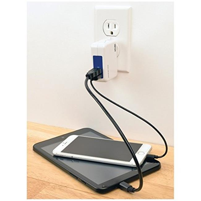 DP 2-Port USB Tablet Wall Charger