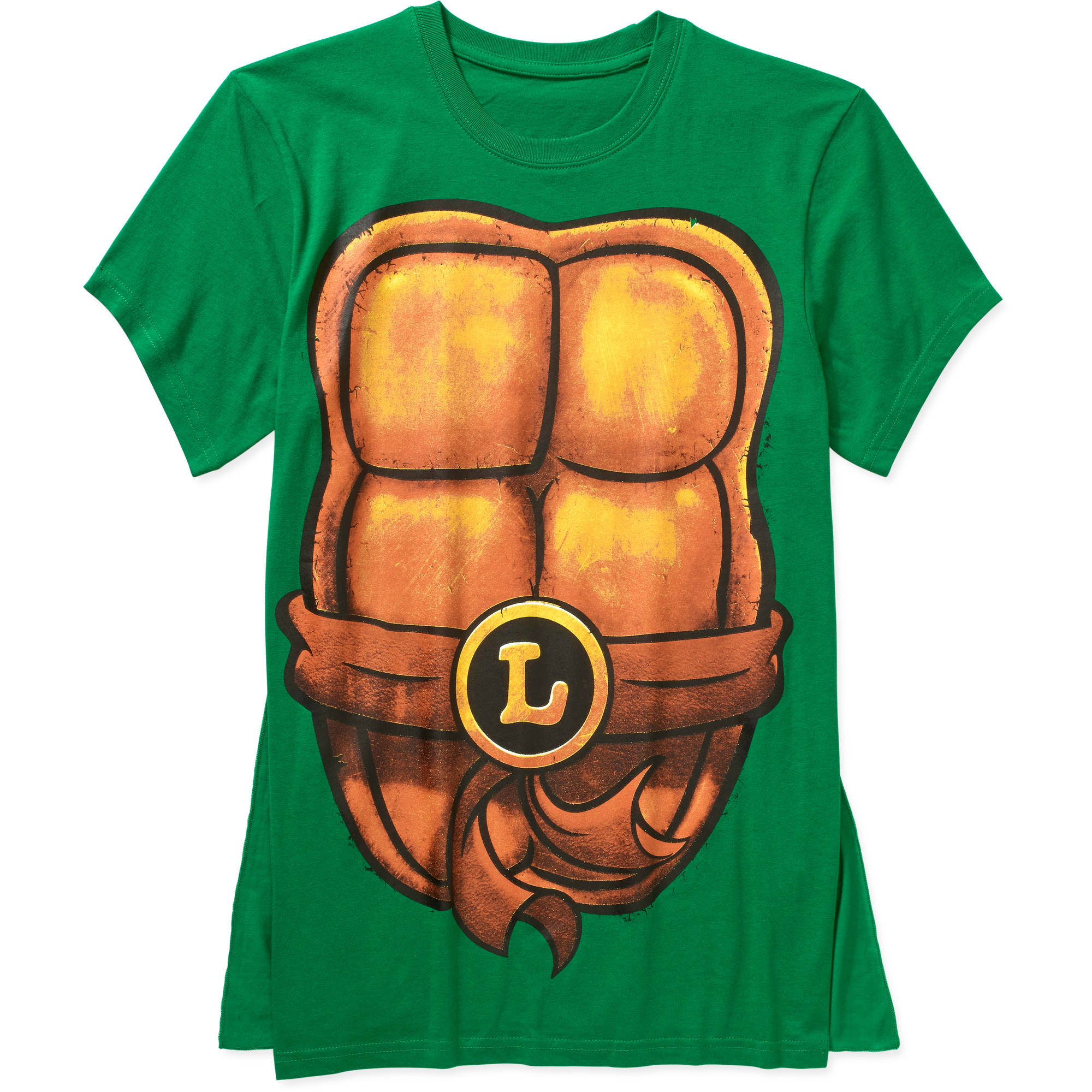 Teenage Mutant Ninja Turtle Big Men's Cape Tee