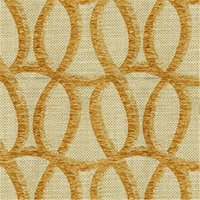Vermeer 408 87 Percent Polyester & 8 Percent Viscose with 5 Percent Linen Fabric, Goldenrod