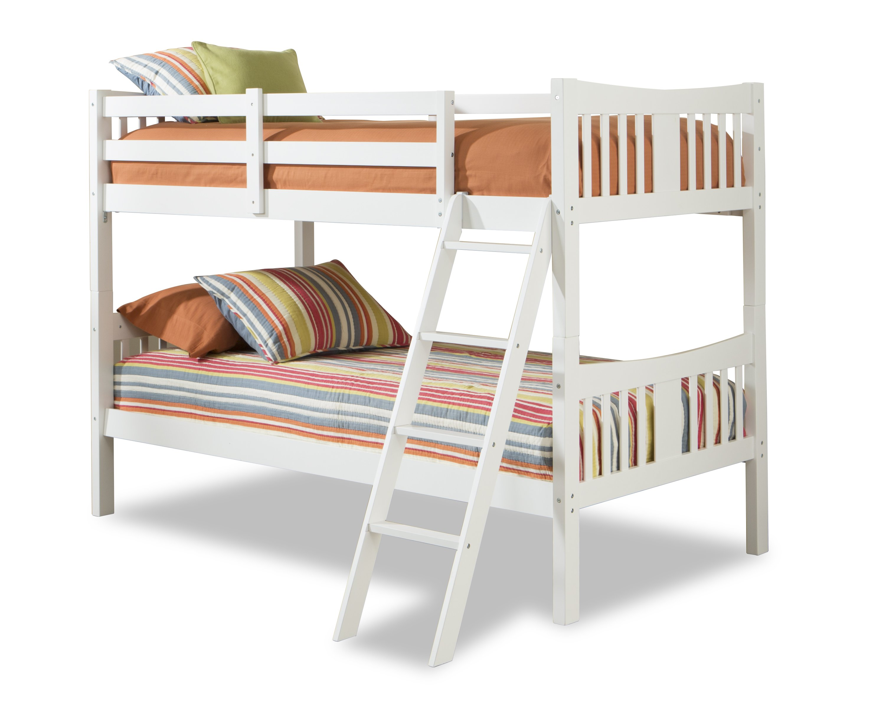 Lovely Storkcraft Caribou Twin Over Twin Bunk Bed