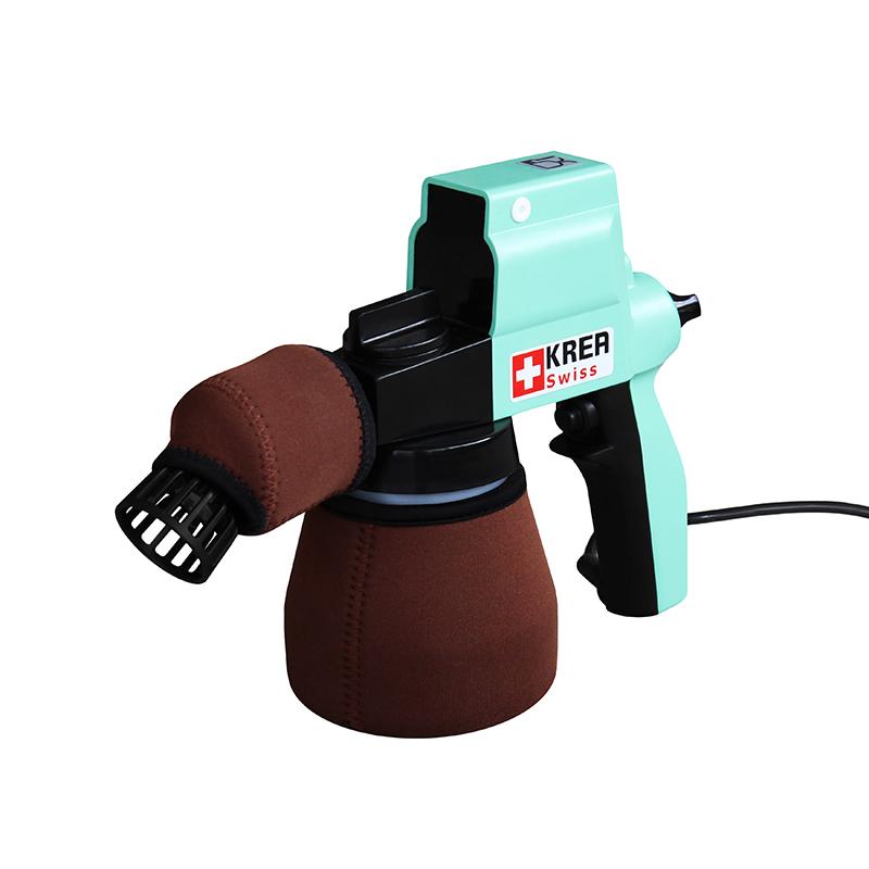 KREA Swiss LM3 hotCHOC Heated Chocolate Spray Gun 120V, 60 HZ (US)