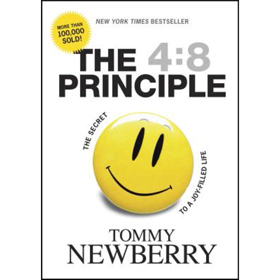 the 48 principle the secret to a joyfilled life