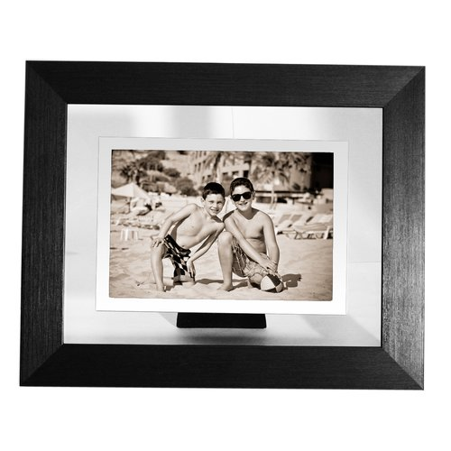 Natico Floating Picture Frame