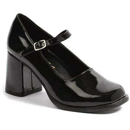 300-Eden Black Shoes Adult Lucille Black Adult Shoes