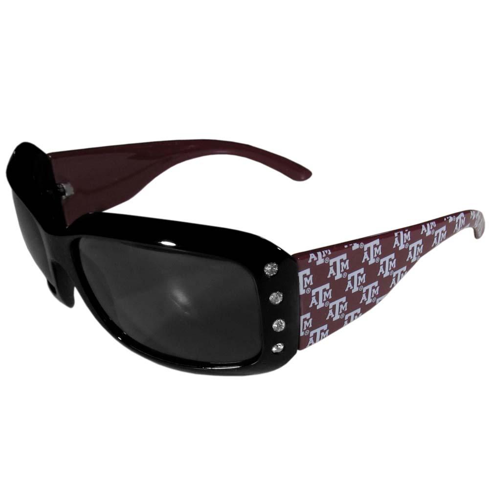 Texas A & M Aggies Designer Women's Sunglasses (F)