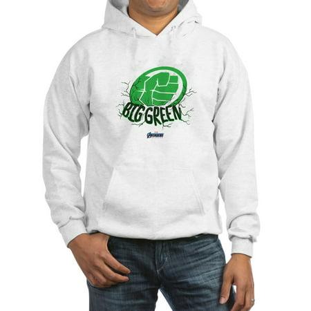 CafePress - Big Green Hulk Fist - Pullover Hoodie, Hooded Sweatshirt - Hulk Hoodie
