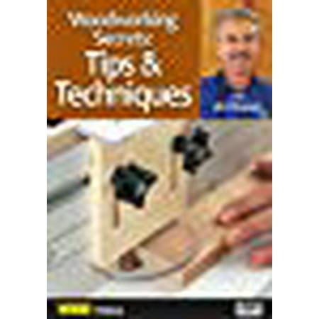 The Best of Jim Heavey on DVD: Woodworking Secrets: Tips &