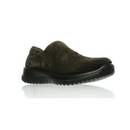 Brown Women Shoes - Drew Shoe Womens Haley Brown Flats Size 5 (C,D,W)