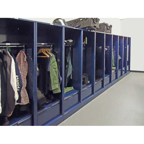 Penco Patriot KD Turnout Locker with 15'' Shelf