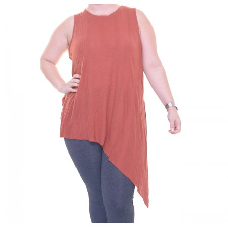 GUESS Ribbed Asymmetrical Top Size (Guess Jasmine Top)
