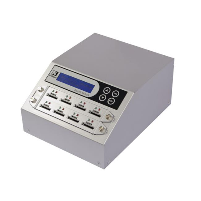 U-Reach SD908S 1-7 Port SD/microSD Duplicator