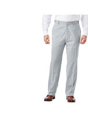 KS SignatureMen's Big & TallKS Island™ Linen Blend Plain Front Dress Pants