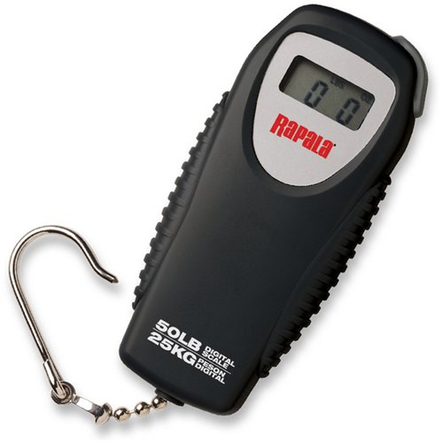 Rapala 50-Pound Mini Digital Scale by Rapala, USA