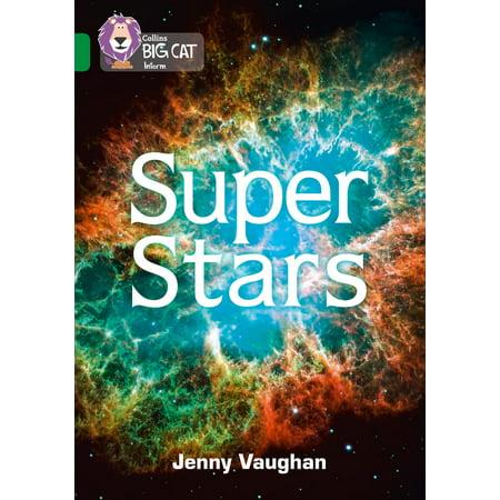Collins Big Cat – Super Stars : Band 15/Emerald