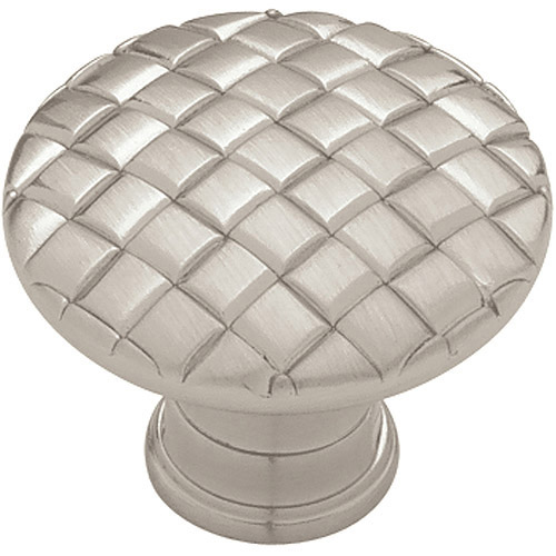 Liberty 30mm Basket Weave Knob, Available in Multiple Colors