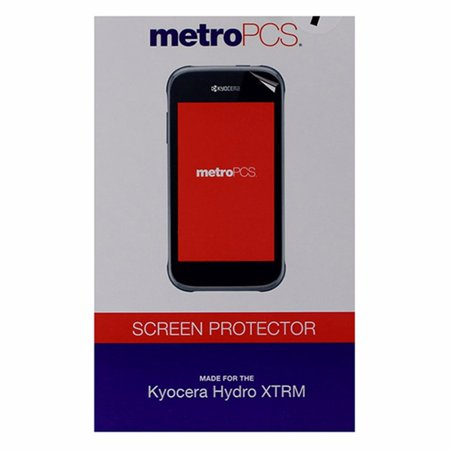 Metropcs Screen Protector For Kyocera Hydro Xtrm   Clear