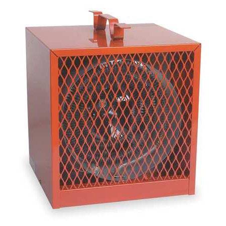 DAYTON Port. Elec. Heater,5600 W,19110 BtuH 3VU36