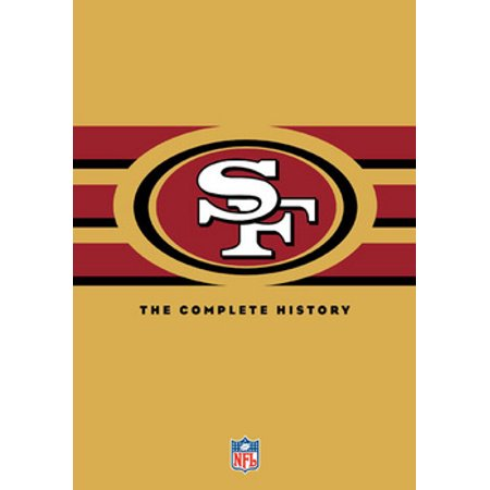 San Francisco 49ers: The Complete History (DVD) (Best Places To Visit In San Francisco Bay Area)