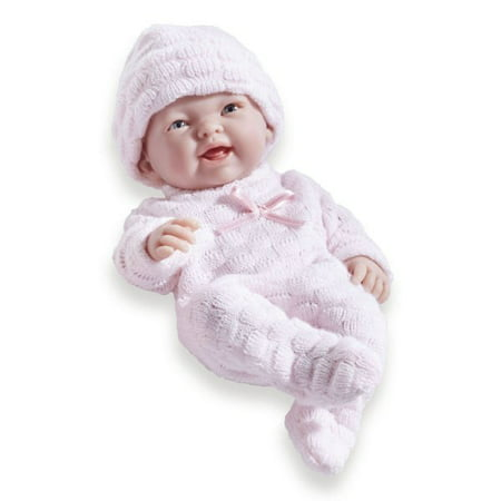 JC Toys Mini La Newborn Doll - Realistic 9.5