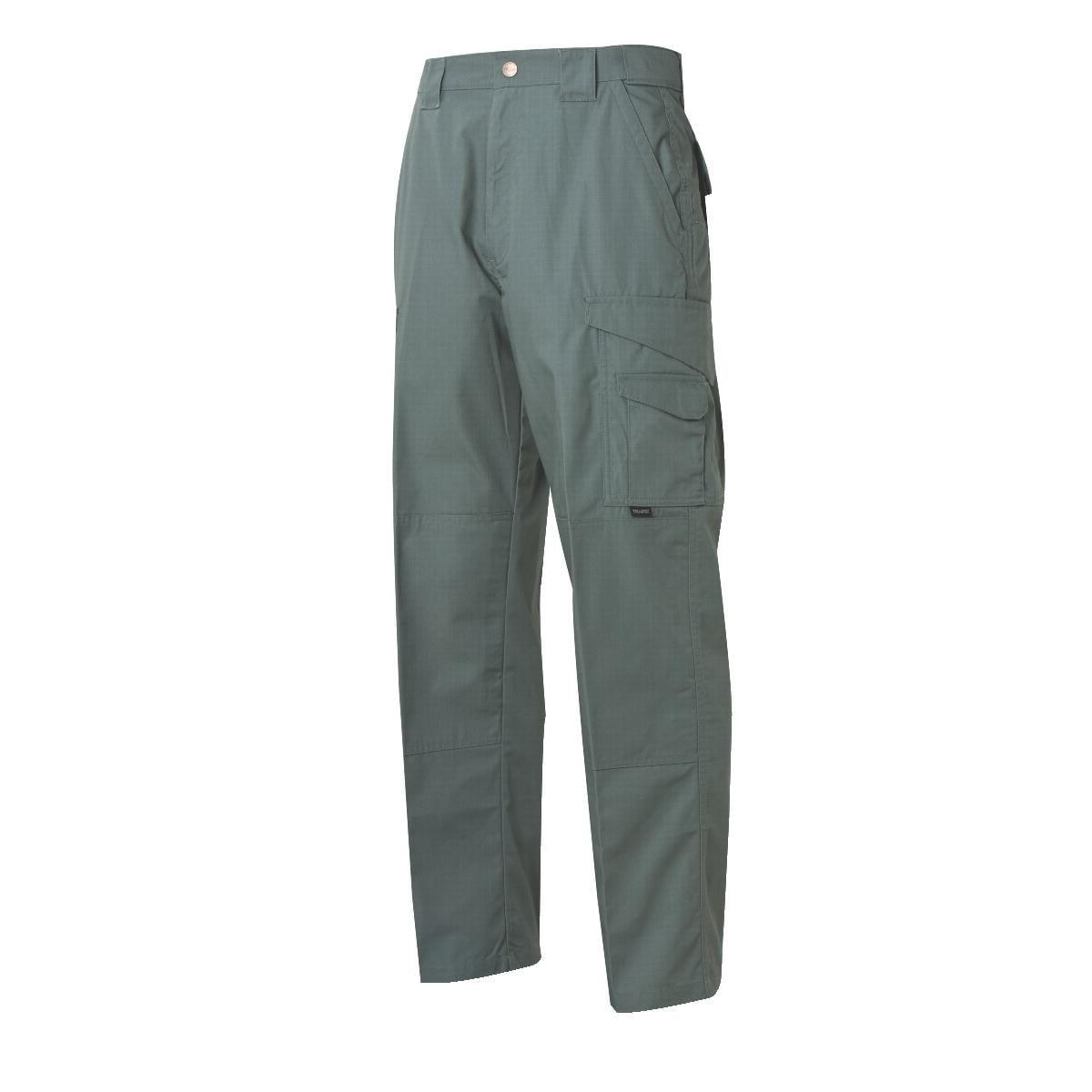 Mens Tru-Spec 24-7 Tactical Pants, Olive, Rip-Stop