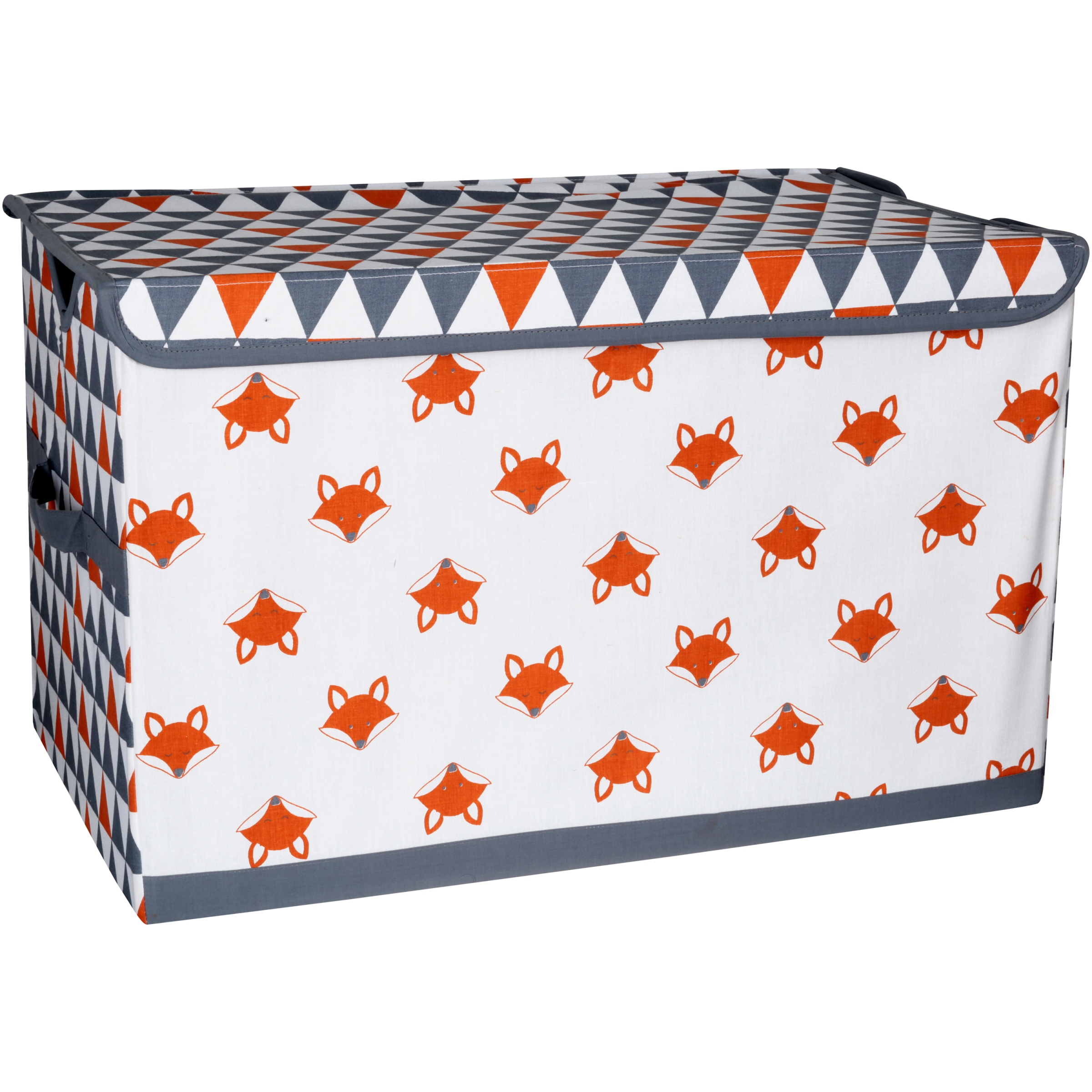 Bacati Large Storage Toy Chest Pack